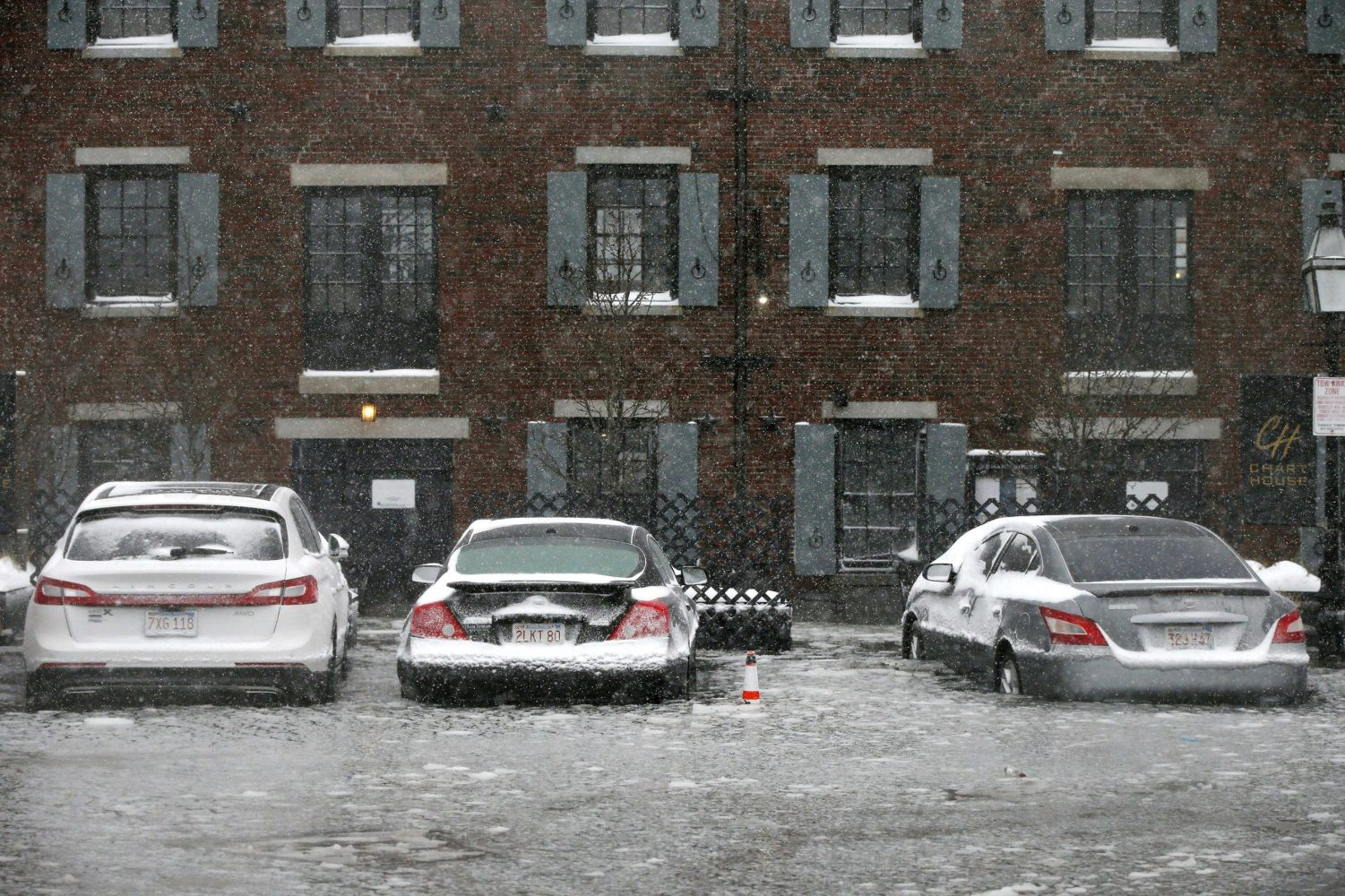 Flooding a Disaster Recovery