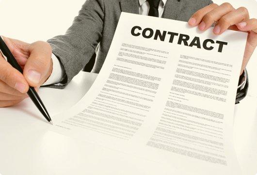 SLA or Contract